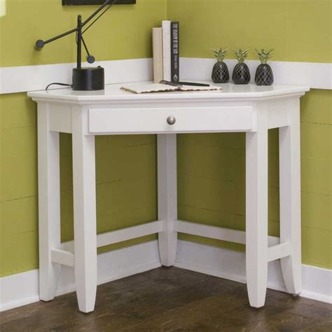 White Small Corner Desk Ideas For Small Corner Desk Plans Corner Desk Small