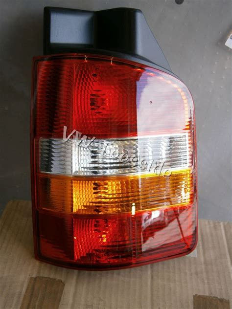 Feelfree 5 T5 Yellow genuine vw transporter t5 rear left light