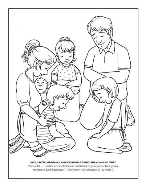 lds coloring pages of the first vision latter day saints coloring pages lds coloring pages