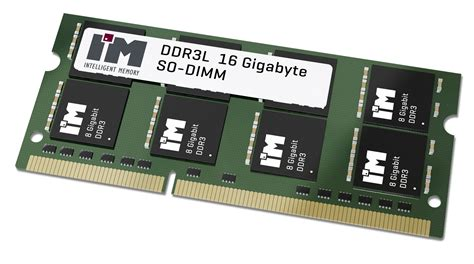 Ram Gb intelligent memory 16 gb ram modules for broadwell notebooks notebookcheck net news