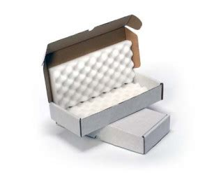 foam lined postal boxes postal mailing boxes