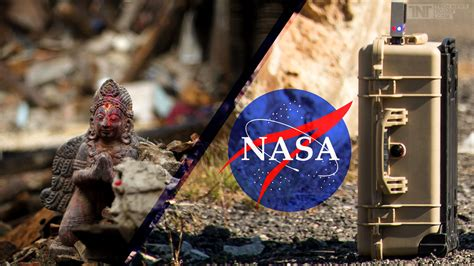 Nasa Finder Nasa S Finder Found 4 Rubble In Nepal From Their Heartbeats
