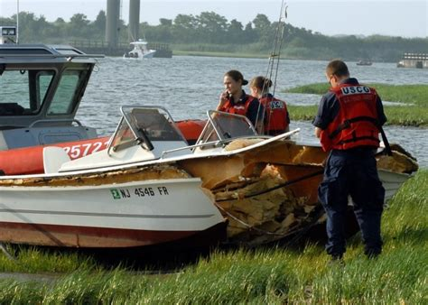 boat crash new jersey northfield boy flown to hospital 5 others hurt in boat