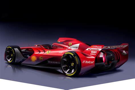 O Ferrari Srl by Foto Ferrari F1 Concept La Monoposto Del Futuro