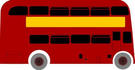 Clipart - Double Deck Bus