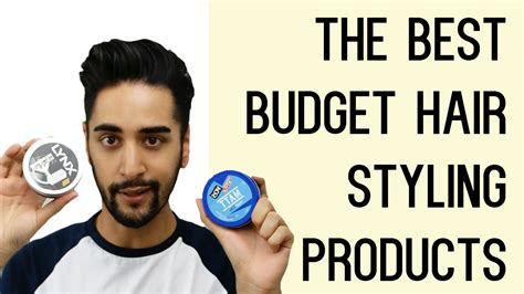 guini material styles for men the best budget hair styling products for men tried and