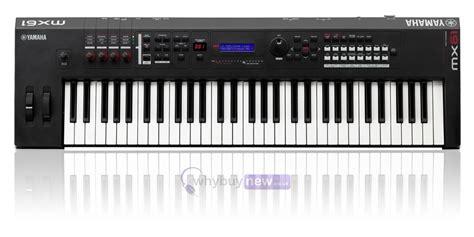 Keyboard Yamaha Mx61 yamaha mx61 keyboard midi synthesizer
