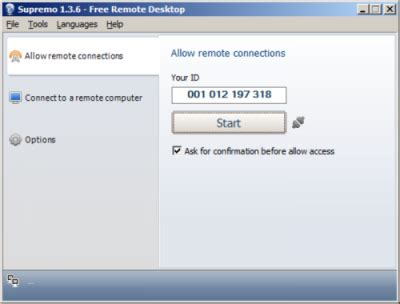 supremo remote desktop controlar pc a distancia con supremo remote desktop
