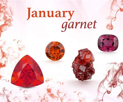 what color is january s birthstone what s your birthstone see its meaning and history