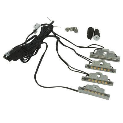 Accents Led Cap Light Kit Fortress