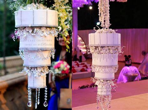 Trending: Chandelier Wedding cakes   WedMeGood   Best