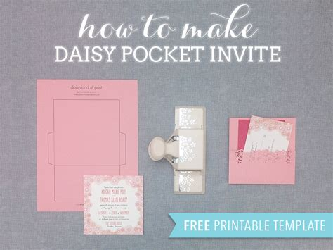 Paper Savy Wedding Invitations by Diy Pocket Wedding Invitation The Budget Savvy