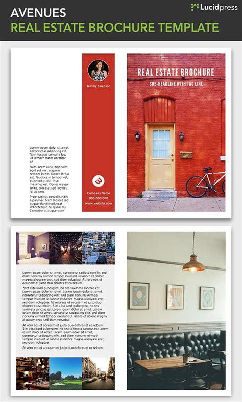 estate brochure template 21 creative brochure design ideas for your inspiration