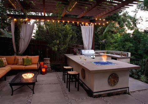 Outdoor Kitchen Lighting Designing The Ultimate Outdoor Kitchen Porch Advice