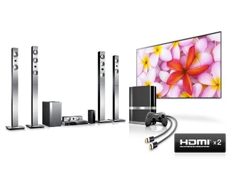 Tv Samsung Home Theater ht f9750w