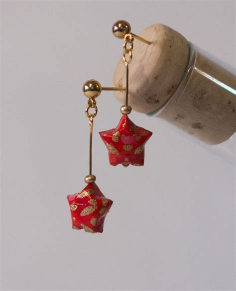 origami jewelery 83 best paper accesary images on paper