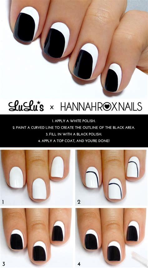nail art white tutorial top 10 most wanted nail art tutorials top inspired
