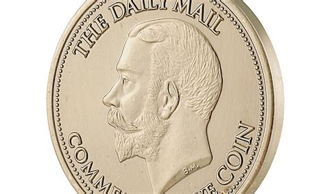 Exclusive Celengan Post Box Mail Coin Box the mail is giving away these glorious ww1 coin replicas daily mail