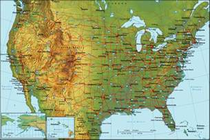 map of us usa legend map