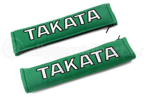 Seatbelt Takata 2inch Hijau takata comfort pads 2 inch green 78011 h2 free shipping
