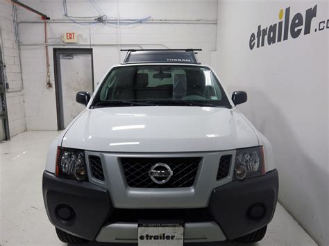 Nissan Xterra Roof Rack by Thule Roof Rack For 2012 Xterra By Nissan Etrailer
