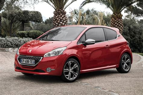 peugeot 208 red may launch for peugeot 208 gti