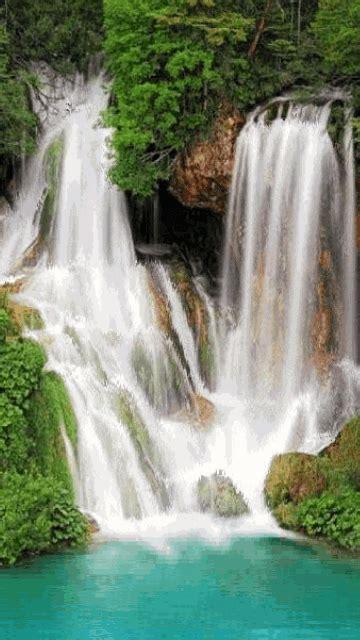 wallpaper gif waterfall waterfall animated gif wallpaper wallpaper directory