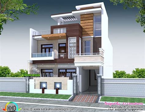 home design for 30x60 plot 2016 kerala home design and floor plans