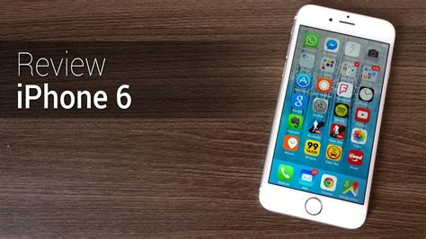 review iphone 6 tudocelular