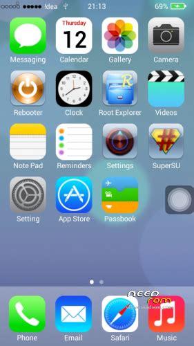 dual full version ios rom ios 7 dual sim for mt6572 custom add the 02 13