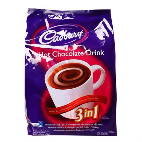 Cadbury 3 In 1 cadbury 3 in 1 chococolate beverage bag 450g kaimay