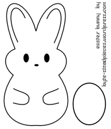 rabbit cut out template easter bunny cut out templates happy easter
