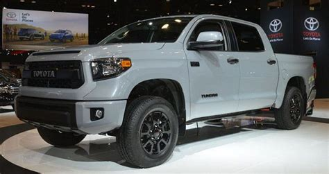Toyota Trd Truck 2017 Toyota Tundra Trd Pro Review Price 2018 2019