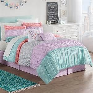 Purple Comforter Set Bed Bath And Beyond Zoe Reversible Comforter Set In Purple Bed Bath Beyond