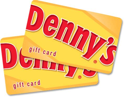 Denny Gift Card Discount - denny s gift cards denny s