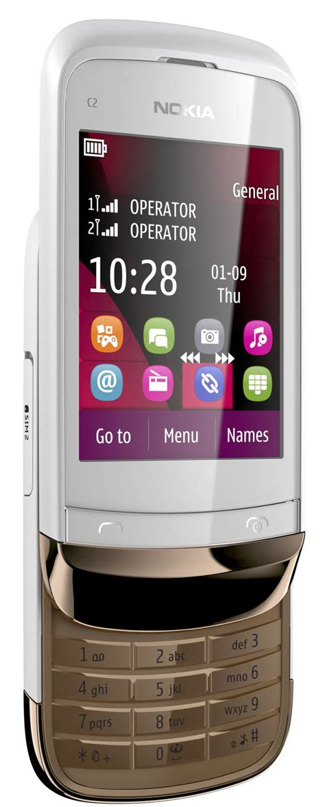 nokia c2 mobile phone themes nokia c2 03 touch and type specs and price phonegg