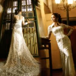 wedding dress malaysia malaysian wedding dress kabaya malaysian dresses