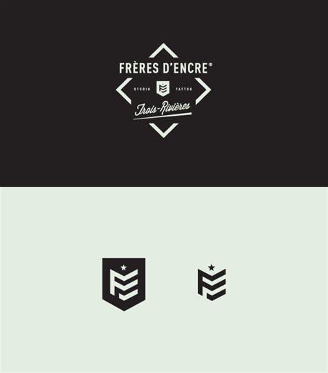 tattoo logo brand fr 232 res d encre tattoo shop brand identity