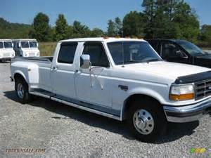 1997 Ford F350 For Sale 1997 Ford F350 Xlt Crew Cab Dually In Oxford White Photo