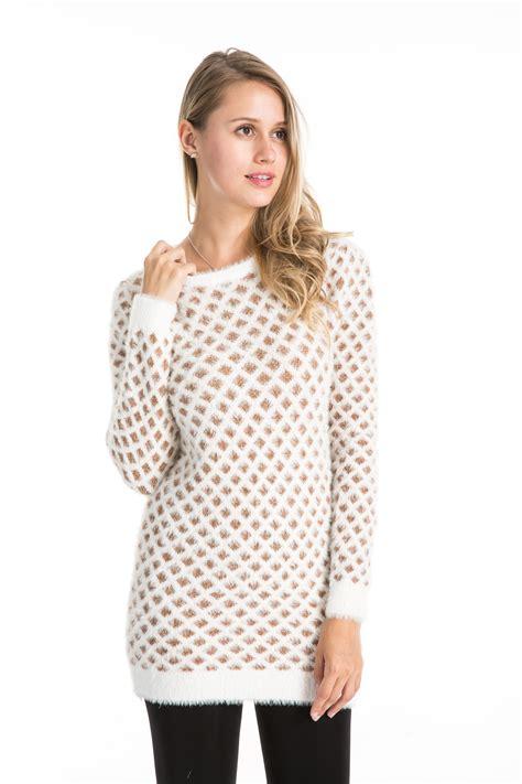 Sweater Dress Ii by Sweaters 6393 10 2 Tone Sleeve Sweater Dress