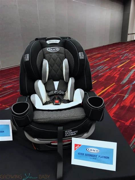 graco platinum car seat graco 4ever extend2fit platinum car seat growing your baby