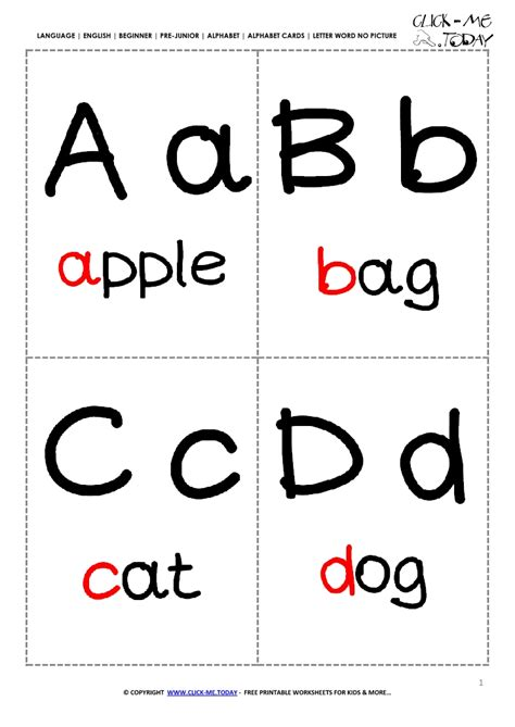 free printable alphabet flashcards without pictures alphabet flashcards without pictures abcd
