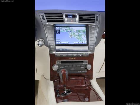 Lexus Interior Lexus Ls 460 L 2010 Picture 27 Of 29 1024x768