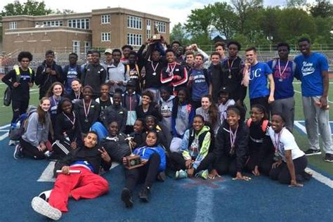 Union County Records Track Union Catholic Sweeps Team Titles At The Union