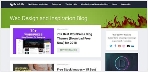 web design inspiration quiz 75 best web design blogs for designers must follow in 2018
