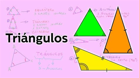 figuras geometricas mas importantes 191 cuantos tipos de tri 225 ngulos existen 187 respuestas tips
