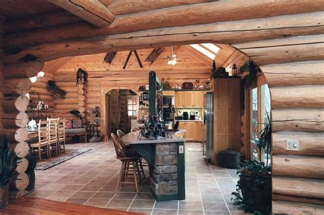 Western Kitchen Cabinets by 16 Amazing Log House Kitchens You Have To See Hick Country