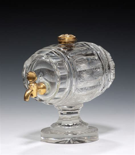 Antique Glass by Antique Glass Scent Barrel Richard Gardner Antiques