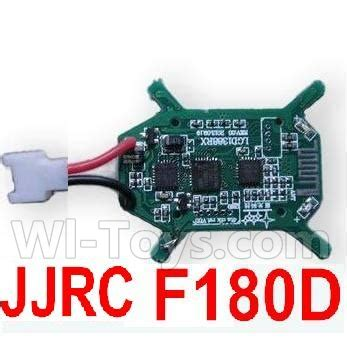Receiver Board Jjrc H29 jjrc f180d parts 41 circuit board receiver board can only