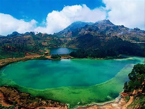 dieng plateau wonosobo central java indonesia